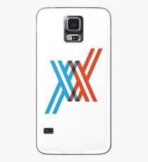 Darling dans le logo de Franxx Coque et skin Samsung Galaxy