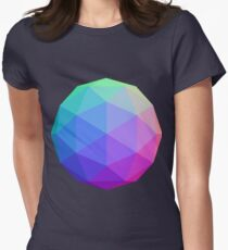VISUALS Women's Fitted T-Shirt