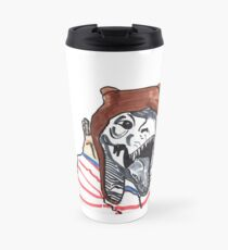 She's a monster! Travel Mug
