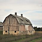 A Barn of Faded Glory by Martha Sherman