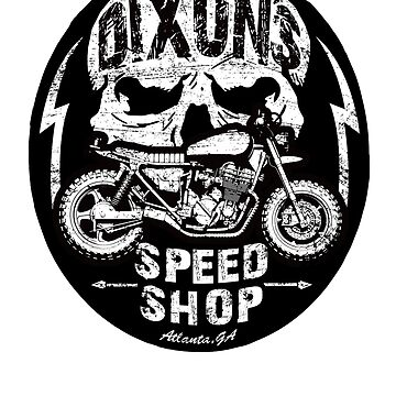 Dixon's Speed Shop by superiorgraphix