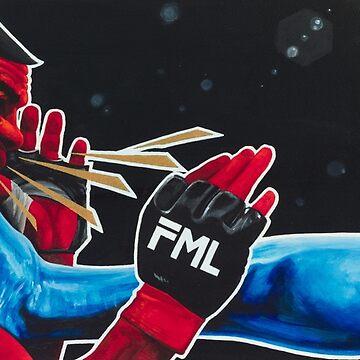 Rock Em Sock Em MMA #2 / FML by SadoStyle