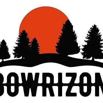 Bowrizon (Archery by BOWTIQUE) by BOWTIQUE
