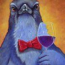 Will Bullas / art print / jay Sirah, Sirah... / humor / animals by Will Bullas