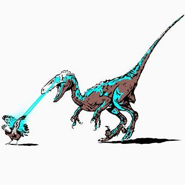 Evolutionary Dramatisation by LazerBears