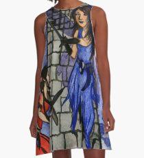 Tower A-Line Dress
