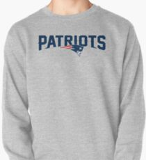 New England Patriots Tom Brady King Of The North Pullover