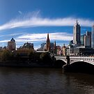 Melbourne Pano 02 by BrainCandy