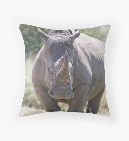 Valet service Throw Pillow
