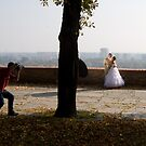 Wedding photographer by David Clarke