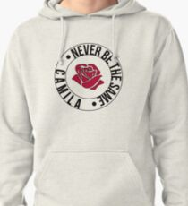 Never be the same - Camila Cabello (Rose) Pullover Hoodie