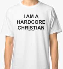 Christian Bale Fan Classic T-Shirt