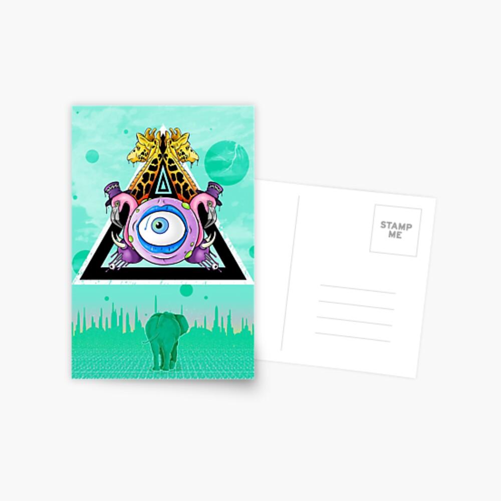 Kingdom Come Postcard