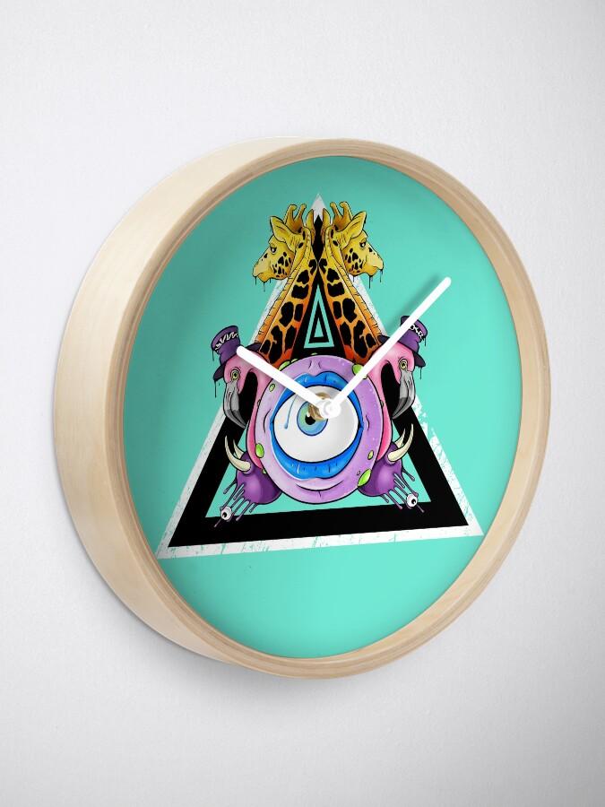 Alternate view of Kingdom Come Clock