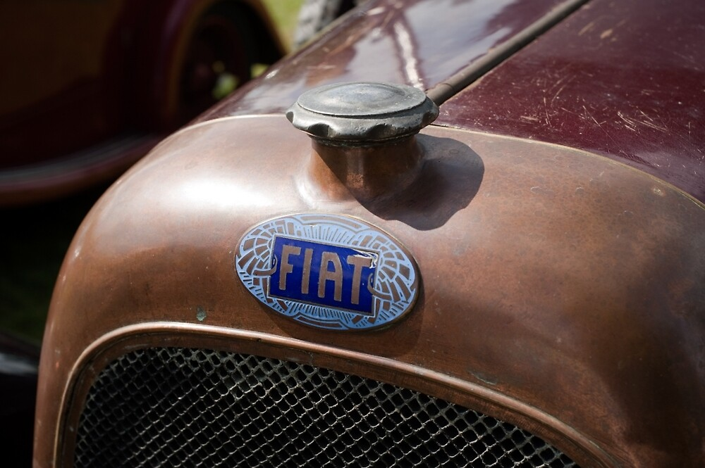 Fiat Marque by Flo Smith