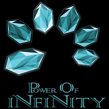 Power of Infinity - Space by AxteleraRay
