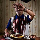 Mafia Lunch by Luis Ferreiro