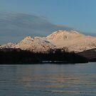 Ben Lomond Argyll by Alexander Mcrobbie-Munro