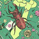 Ultimate Entomologist Pattern by Tuyetnhi P.