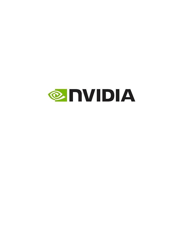 Nvidia Logo Merchandise von ScottNorris