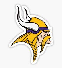 Minnesota Vikings Tshirt Viktor the Viking Merchandise Ragnar Sticker