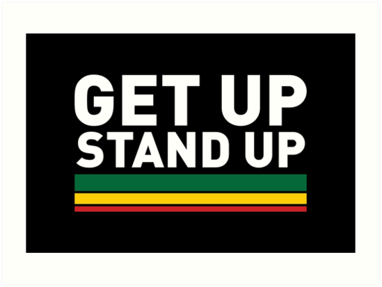 Steh auf / Reggae rasta Vibrationen von Chilling Nation