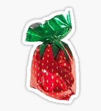 Pegatina Caramelo de fresa