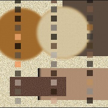 Neutral Abstract by BobM