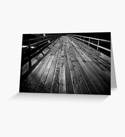 Bridge Buchan Greeting Card