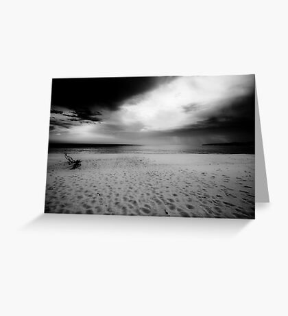 Sea Sky Greeting Card