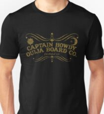 Captain Howdy Ouija Board Company - Exorcist Slim Fit T-Shirt