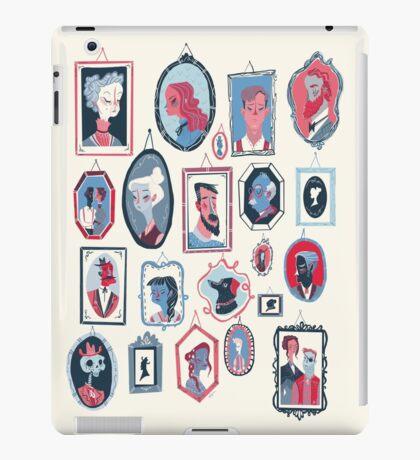 Hang Ups iPad Case/Skin