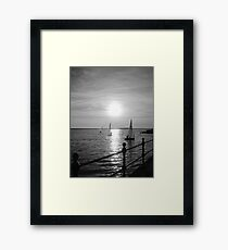 West Kirby Marina II Framed Print