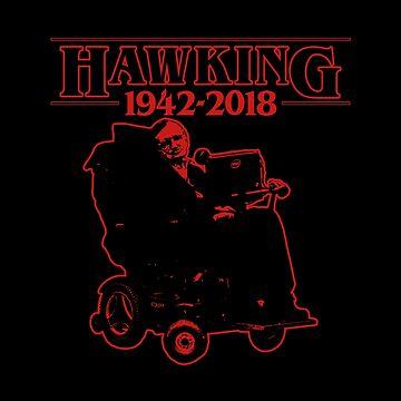 Hawking by BoggsNicolasArt