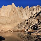 Mt Whitney by Rosalee Lustig
