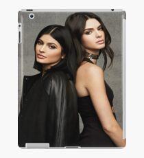 Kylie und Kendall Jenner iPad-Hülle & Klebefolie