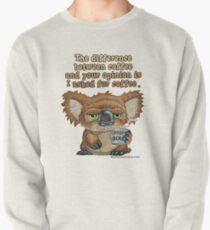 Drop Bear Coffee Pullover
