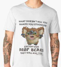 Drop Bear will Kill you Men's Premium T-Shirt