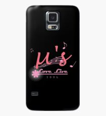 Love Live Muse - You're a Idol! Case/Skin for Samsung Galaxy