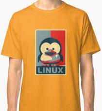 Linux Baby Tux Classic T-Shirt