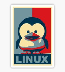 Linux Baby Tux Sticker
