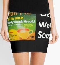 Man Flu sympathy  Mini Skirt