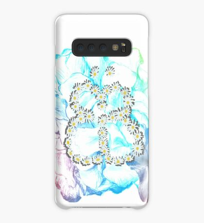 Rainbow Flower #RBSTAYCAY Hülle & Skin für Samsung Galaxy