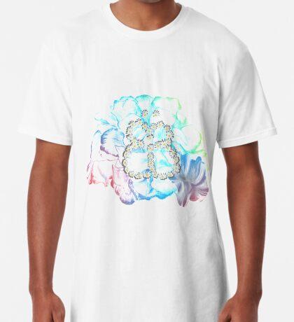 Rainbow Flower #RBSTAYCAY Longshirt