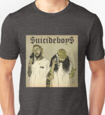 Suicideboys G59 Artwork $uicideboy$ Unisex T-Shirt
