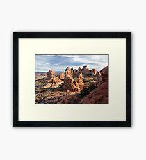 Arches, Utah Framed Print