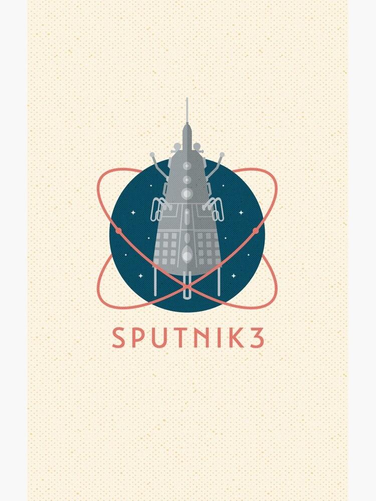 Sputnik 3 by mgulin