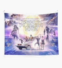 Ready Player One Wall Tapestry