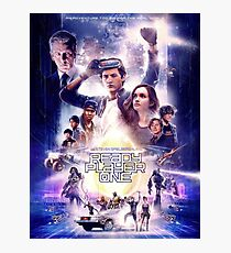 Ready Player One Photographic Print