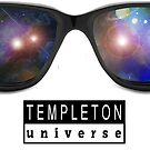 Templeton Universe Space-glasses by Cherie Roe Dirksen